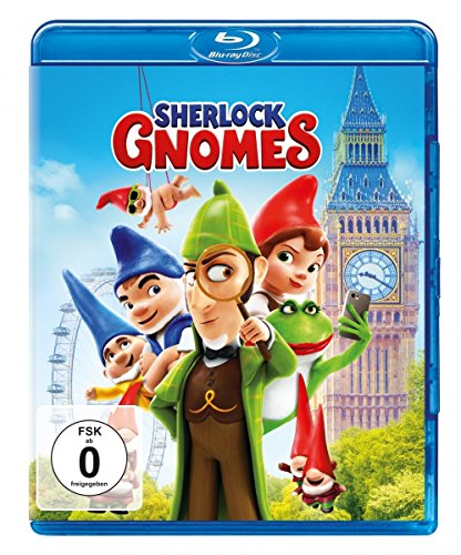 Sherlock Gnomes [Blu-ray] von Universal Pictures Video