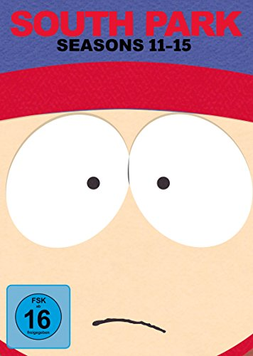 South Park: Seasons 11-15 (15 Discs) von Paramount Home Entertainment