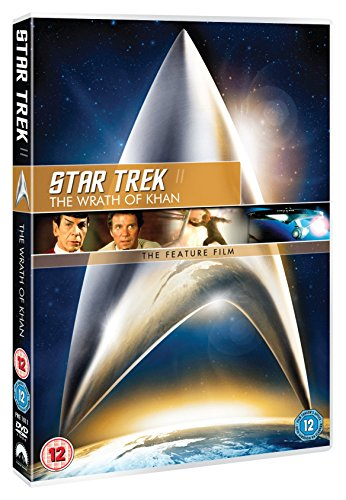 Star Trek 2: The Wrath of Khan [UK Import] von Paramount Home Entertainment