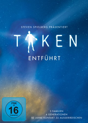 Taken - Entführt [6 DVDs] von Paramount Home Entertainment