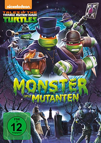 Teenage Mutant Ninja Turtles - Monster und Mutanten von Paramount Home Entertainment