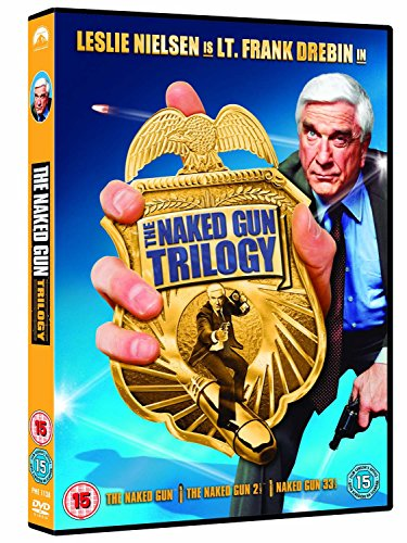 The Naked Gun Collection(The Naked Gun, The Naked Gun 2 1/2 - The Smell of Fear, The Naked Gun 33 1/3 - The Final Insult) [UK Import] von Paramount Home Entertainment