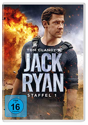 Tom Clancy's Jack Ryan - Staffel 1 [3 DVDs] von Paramount