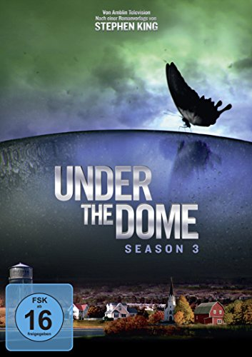 Under the Dome - Season 3 [4 DVDs] von Paramount