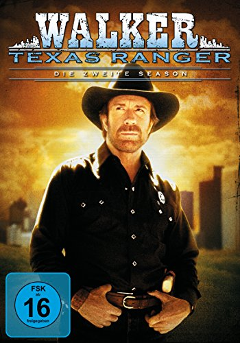 Walker, Texas Ranger - Die zweite Season [7 DVDs] von Paramount Home Entertainment