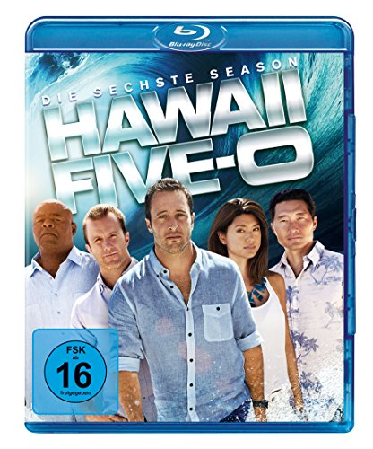Hawaii Five-0 - Season 6 [Blu-ray] von Paramount Pictures (Universal Pictures)