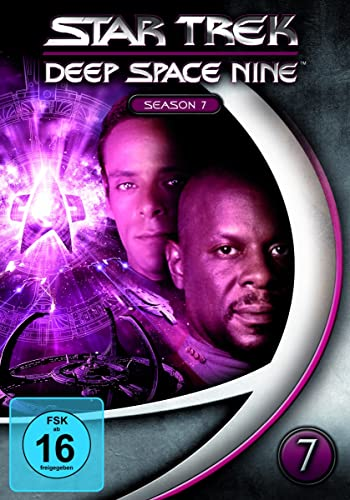 Star Trek - Deep Space Nine: Season 7 [7 DVDs] von Paramount Home Entertainment