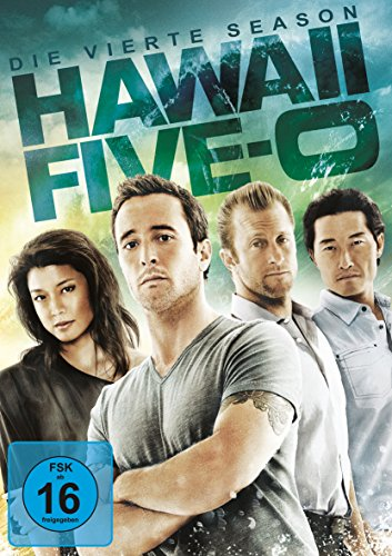 Hawaii Five-0 - Season 4 [6 DVDs] von Paramount