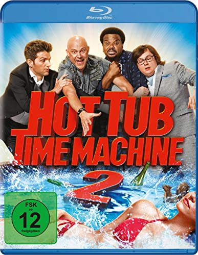 Hot Tub 2 - Time Machine [Blu-ray] von Paramount Pictures Germany GmbH