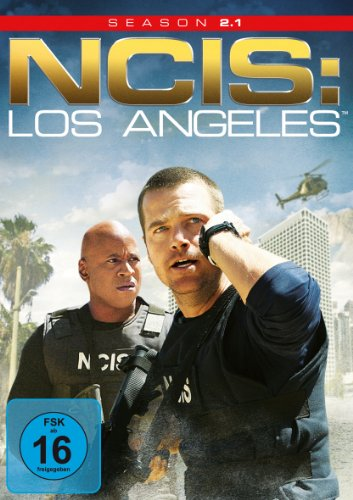 NCIS: Los Angeles - Season 2.1 [3 DVDs] von Paramount