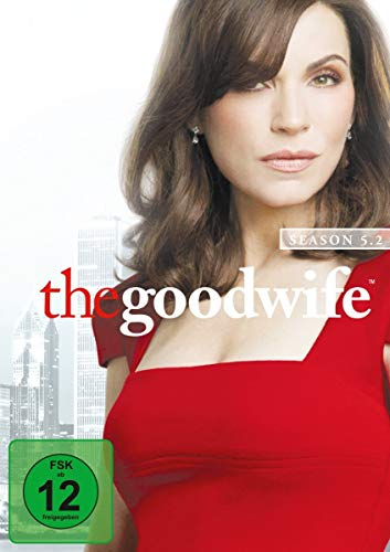 The Good Wife - Season 5.2 [3 DVDs] von Paramount Pictures Germany GmbH
