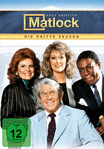 Matlock - Season 3 [5 DVDs] von Paramount Home Entertainment