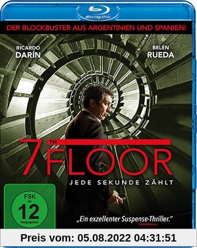 7th Floor [Blu-ray] von Patxi Amezcua