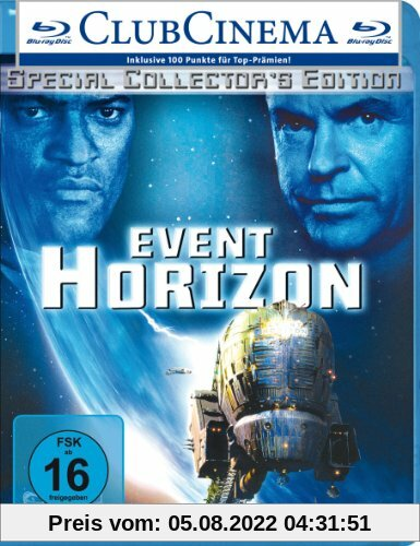 Event Horizon - Am Rande des Universums (Special Collector's Edition) [Blu-ray] [Special Edition] von Paul Anderson