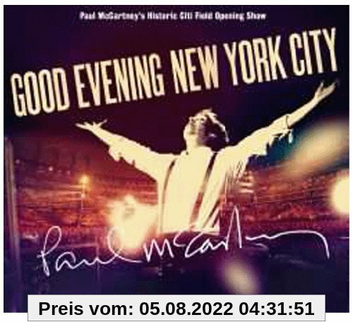 Good Evening New York City von Paul Mccartney