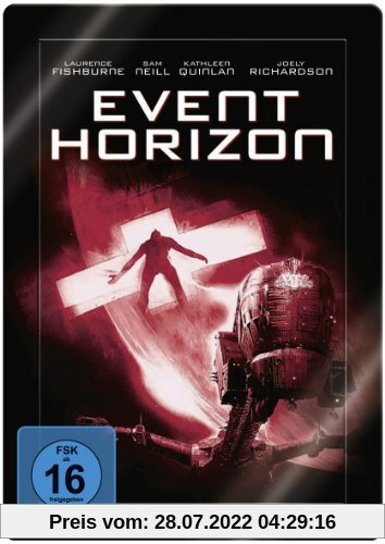 Event Horizon (2 Discs, limited Steelbook Edition) von Paul W.S. Anderson