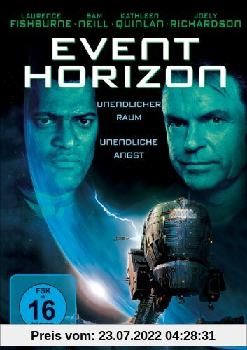 Event Horizon - Am Rande des Universums von Paul W.S. Anderson