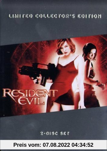 Resident Evil (im StarMetalpak) [Limited Collector's Edition] [2 DVDs] von Paul W.S. Anderson