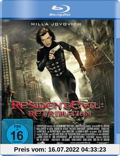 Resident Evil: Retribution [Blu-ray] von Paul W.S. Anderson