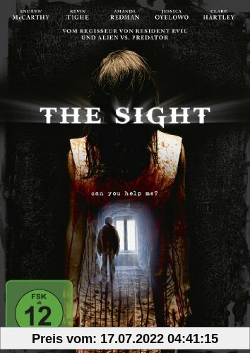The Sight von Paul W.S. Anderson