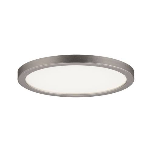 Paulmann 92936 Areo LED-Bad-Einbaupanel 8W Nickel (matt) von Paulmann
