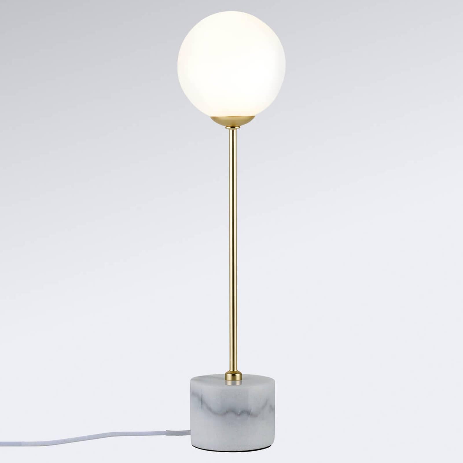 Sympathisch Coole Nachttischlampe Galerie Von Paulmann Moa Tischleuchte Mit Marmorsockel Von Paulmann