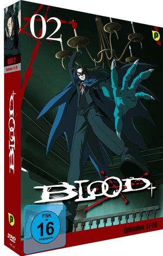 Blood + Vol. 2 - [DVD] von AV Visionen