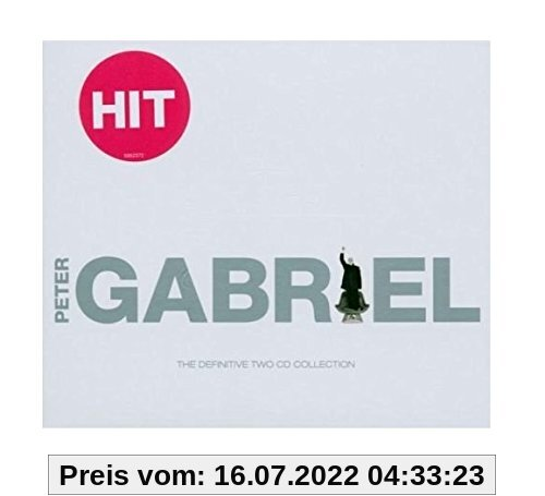 Hit - The Definitive Two CD Collection von Peter Gabriel