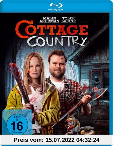 Cottage Country [Blu-ray] von Peter Wellington