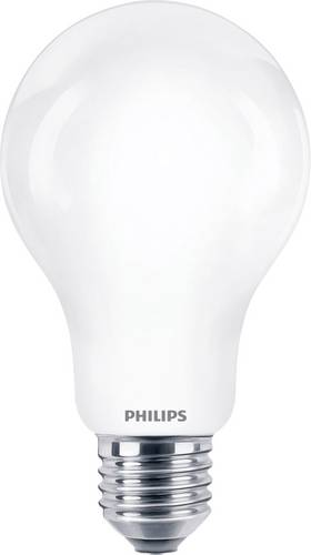 Philips Lighting 76457900 LED EEK A++ (A++ - E) E27 Glühlampenform 17.5W = 150W Warmweiß (Ø x L) von Philips Lighting