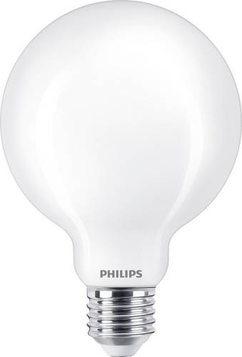 Philips Lighting 76469200 LED EEK A++ (A++ - E) E27 Globeform 7W = 60W Warmweiß (Ø x L) 9.5cm x 14 von Philips Lighting