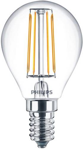 Philips Lighting 77763000 LED EEK A++ (A++ - E) E14 4.3W = 40W Warmweiß (Ø x L) 45mm x 45mm 2St. von Philips Lighting