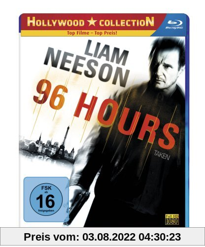 96 Hours [Blu-ray] von Pierre Morel