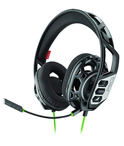 Plantronics RIG 300 HX, Gaming-Headset, Xbox One, Schwarz von Plantronics