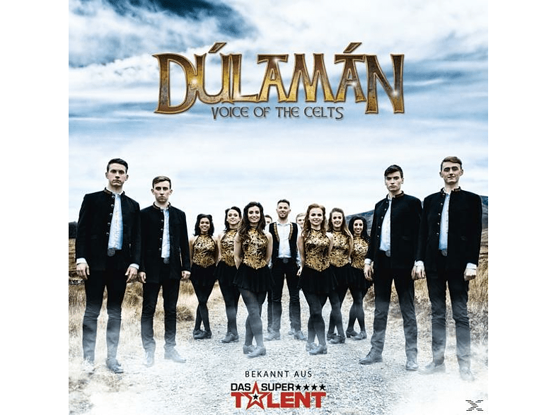 Dulaman - Voice of the Celts [CD] von RCA DEUTSC