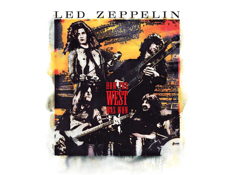 How The West Was Won Led Zeppelin auf Blu-ray online von RHINO