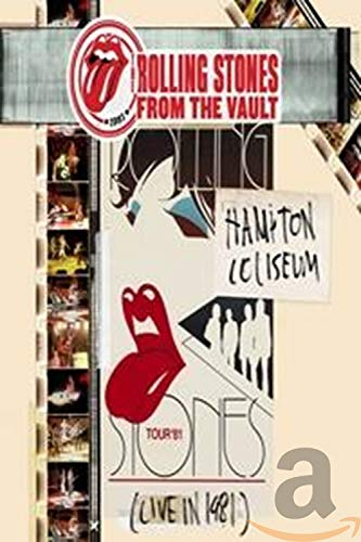 From The Vault: Hampton Coliseum 1981 (Ltd. Deluxe Boxset DVD & 2-CD) von ROLLING STONES,THE
