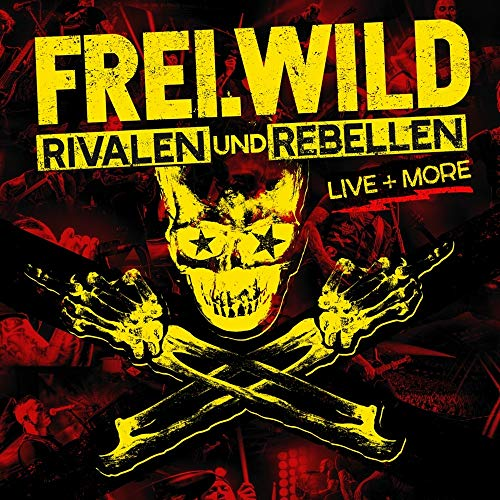 Rivalen und Rebellen Live & More (LTD. Edition 2CD+DVD Digipak) von ROOKIES & KINGS