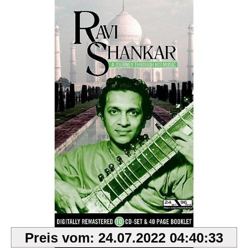 A Journey Through His Music von Ravi Shankar