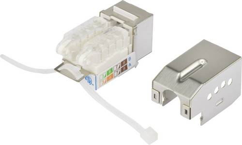 Renkforce RJ45-Einbaumodul Keystone CAT 6a KS10 von Renkforce