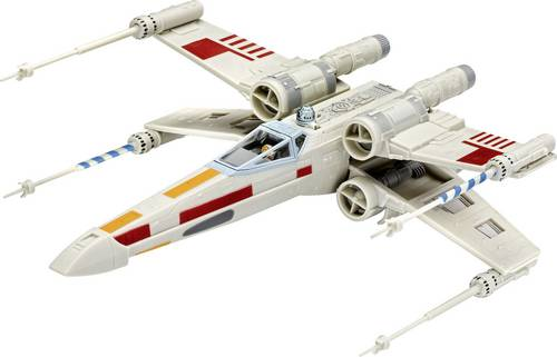 Revell 06779 Star Wars X-wing Fighter Science Fiction Bausatz 1:57 von Revell