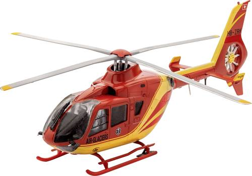 Revell 64986 EC-135 Air Glaciers Helikopter Bausatz 1:72 von Revell