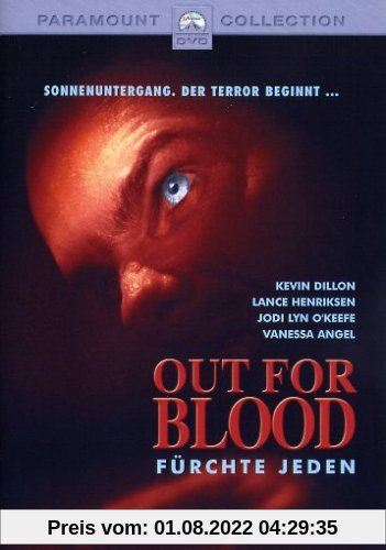 Out for Blood - Fürchte jeden von Richard Brandes