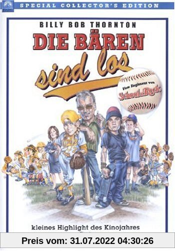 Die Bären sind los [Special Collector's Edition] von Richard Linklater