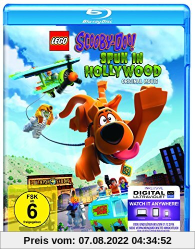 LEGO Scooby Doo! - Haunted Hollywood [Blu-ray] von Rick Morales