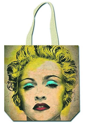 Madonna Celebration Cotton Tote Bag von Rocks-off