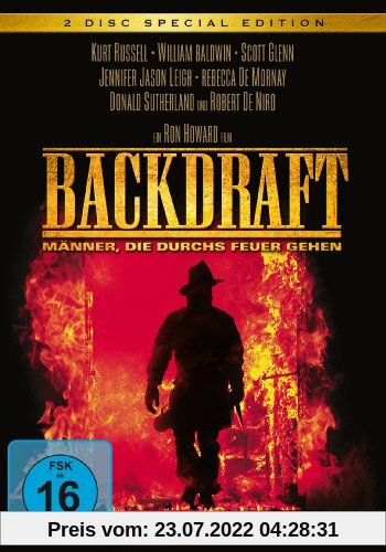 Backdraft (Anniversary Edition) [Special Edition] [2 DVDs] von Ron Howard