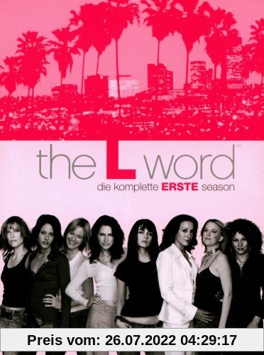 The L Word - Season 1 (4 DVDs) von Rose Troche