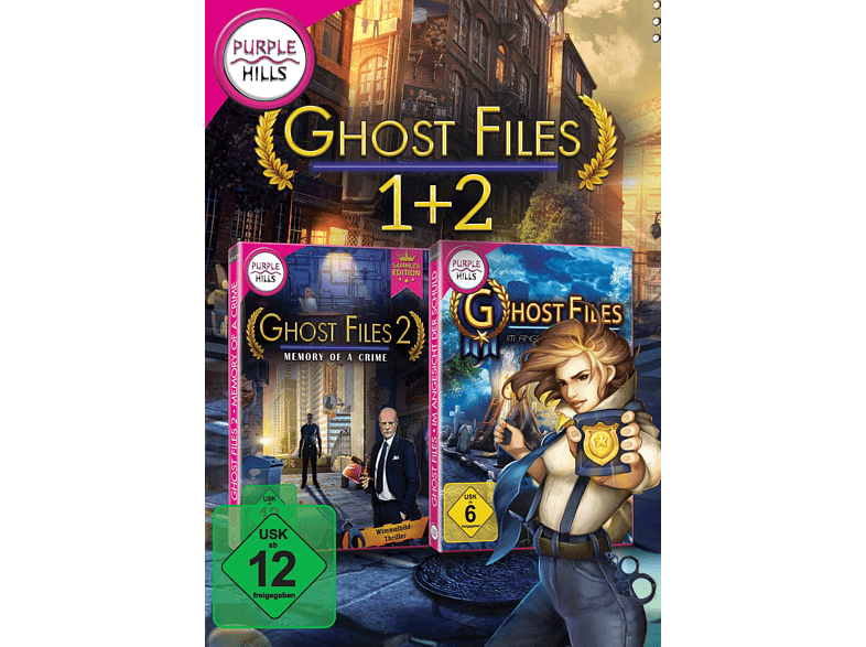 Ghost Files 1+2 - [PC] von S.A.D. (SW)