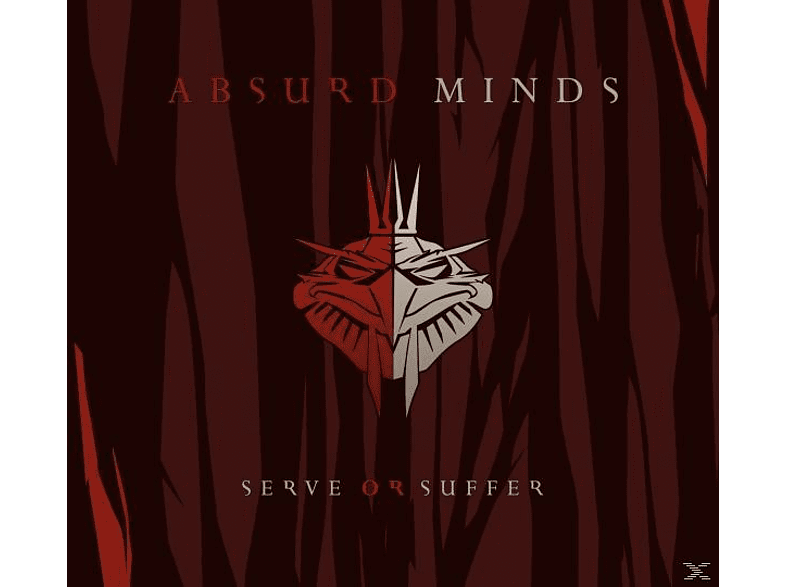 Absurd Minds - Serve Or Suffer (CD) von SCANNER